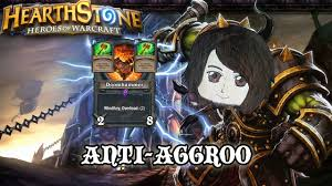 Shaman Overload Deck Loe by Anti Aggro Legend Shaman 2920 Dust Bdnk 8 Youtube