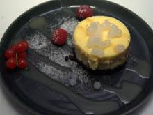 cheesecake mit butterkekse frischkäse und saurer sahne