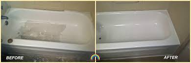 Tub Refinishing Miami Fl by Bath Tub Refinishing Rainbow Real Painting