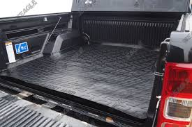 100 Rubber Truck Bed Liner Ford Ranger T6 Boot Mat