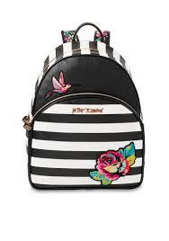 betsey johnson belle rose backpack belk