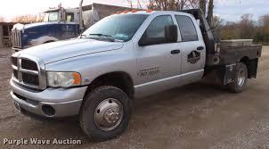 2003 Dodge Ram 3500 Quad Cab Pickup Truck | Item DN9162 | SO...