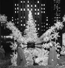 Rockefeller Plaza Christmas Tree by Rockefeller Center Christmas Tree 1949 Photos Rockefeller