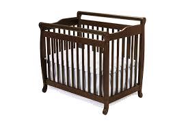 Storkcraft Bunk Bed by Davinci 2 In 1 Mini Crib Emily Espresso Kid U0027s Stuff Superstore