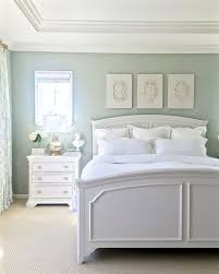 Restoration Hardware Silver Sage Gray Green Blue Tranquil Spa Like Feel Furniture Is Painted Sherwin Williams Premium In Satin Finish Elder White
