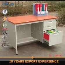 top office bureau office used wooden top laptop desk 3d study table buy