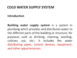 And Cold Water Pipes Photo by Cold Water Supply And Pipe Sizing