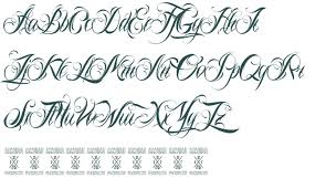 fancy script fonts for tattoos free  Top Tattoos Ideas