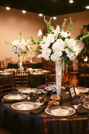 Cheap Tall Vases for Wedding Reception Tall Hydrangea Centerpieces