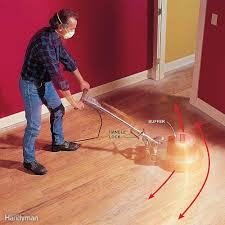 Wood Floor Polisher Hire by Flawless Floor Sanding Family Handyman