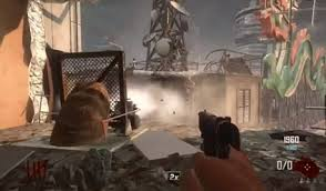 how to build the trle steam in die rise black ops 2