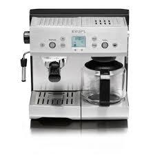 Best Coffee And Espresso Machine KRUPS XP2280 Maker Combination