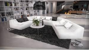 canapé haute qualité canapé d angle tosca aux courbes futuriste pour un look 100 design