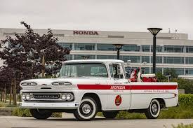 100 Apache Truck For Sale American Honda Restores A Vintage Chevrolet Pickup