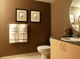 Paint Color For Bathroom by Brown Painted Bathroomsmall Bathrooms Light Blue And Brown Color