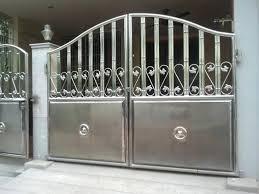 Driveway Gate Design Gate And Metal Garden Gates Electric Driveway