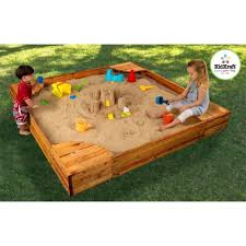 Review: Kidkraft Backyard Sandbox - YouTube Sandbox With Accordian Style Bench Seating By Tkering Tony How To Make A Sandpit Out Of Stuff Lying Around The Yard My 5 Diy Backyard Ideas For A Funtastic Summer Build 17 Plans Guide Patterns In Easy And Fun Way Tips Fence Dog Yard Fence Important Amiable March 2016 Lewannick Preschool Activity Bring Beach Your Backyard This Fun The Under Deck Playground Between3sisters Yards
