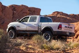 2017 Ram Power Wagon First Drive Review: Big. Heavy. Capable - Motor ...