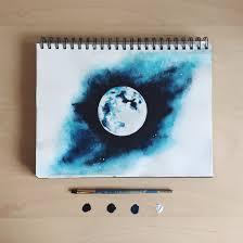 Drawn Galaxy Easy 7