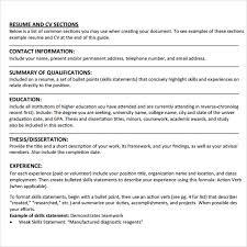 Curriculum Vitae Hospital Pharmacist Event Planning
