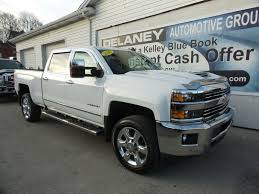 100 Kelley Blue Book Trucks Chevy PreOwned 2017 Chevrolet Silverado 2500HD LTZ Crew Cab Pickup In