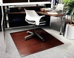 Carpet Chair Mat Walmart by Desk Chairs Best Office Chair Mats For Hardwood Floors Bamboo