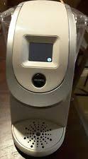 Item 7 Keurig Brewing System Sandy Pearl Single Cup Gourmet Coffee Maker Machine K
