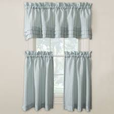 buy aqua valances for windows from bed bath beyond