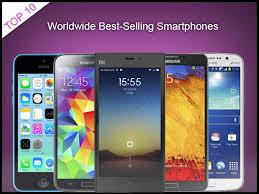 Top 10 Worldwide Best Selling Smartphones Gizbot