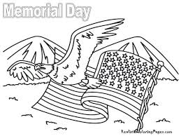 Memorial Day Coloring Pages Abraham Lincoln Page