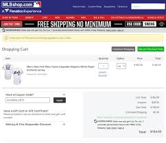 Mlb Ticket Coupon Code 2018 : Gojane Coupons 2018 Lighting Coupon Codes Fanatics Travel Coupon Code Free Shipping On Any Order Code For St Louis Blues Replica Jersey 640af 9b9ca Footedpajamascom 2018 Coupons Halo Cigs Football 20 Off Home Facebook Latest Codes October2019 Get 60 Sitewide 15 Off 25 Sale Today Only Support Your Team Zaful 50 Mcdavid Promo Nike Offer