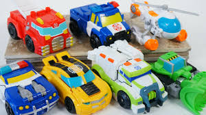 New 2016 Transformers Rescue Bots Giant Collection Heatwave Chase ...