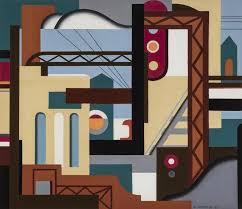 Americas Cool Modernism Ashmolean Museum Review