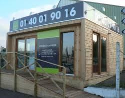 bureau de vente immobilier bulles de vente en bois bureau vert