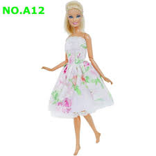 Buy 2 Sets Of Barbie Doll Clothes With Underwear Nightwear Bathrobes