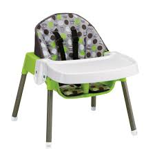 Evenflo Easy Fold High Chair Recall by Amazon Com Evenflo Convertible High Chair Dottie Lime