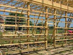 How To Build Pole Barn Construction by Post Frame Construction Fre Fabricated Pole Barns Learn