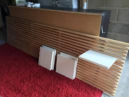 Mandal Headboard Ikea Uk ikea mandal headboard in broadstone dorset gumtree