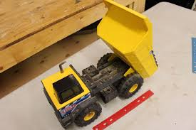 Metal Tonka Truck Funrise Toy Tonka Classic Steel Quarry Dump Truck Walmartcom Weekend Project Restoring Toys Kettle Trowel Rusty Old Olde Good Things Amazoncom Retro Mighty The Color Cstruction Vehicles For Kids Collection 3 Original Metal Trucks In Hoobly Classifieds Wikipedia Pin By Craig Beede On Truckstoys Pinterest Toys My Top Tonka 1970 2585 Hydraulic Youtube