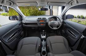 2016 mitsubishi mirage specs price my16 interior ForceGT