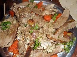cuisiner coeur de porc les meilleures recettes de coeur de porc cocotte minute