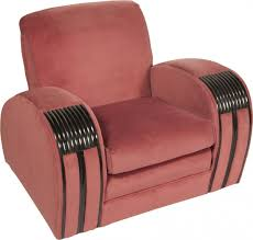 Streamline Art Deco Chair | Art Deco Furniture | Art Deco Furniture ...