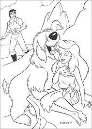 Ursula Erics Dog And Ariel