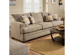 American Furniture 3650 3653 4213 Casual Sofa with 3 Seats