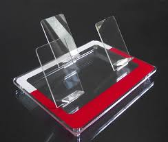 Acrylic Cell Phone Display Holder Supplier IDEAL