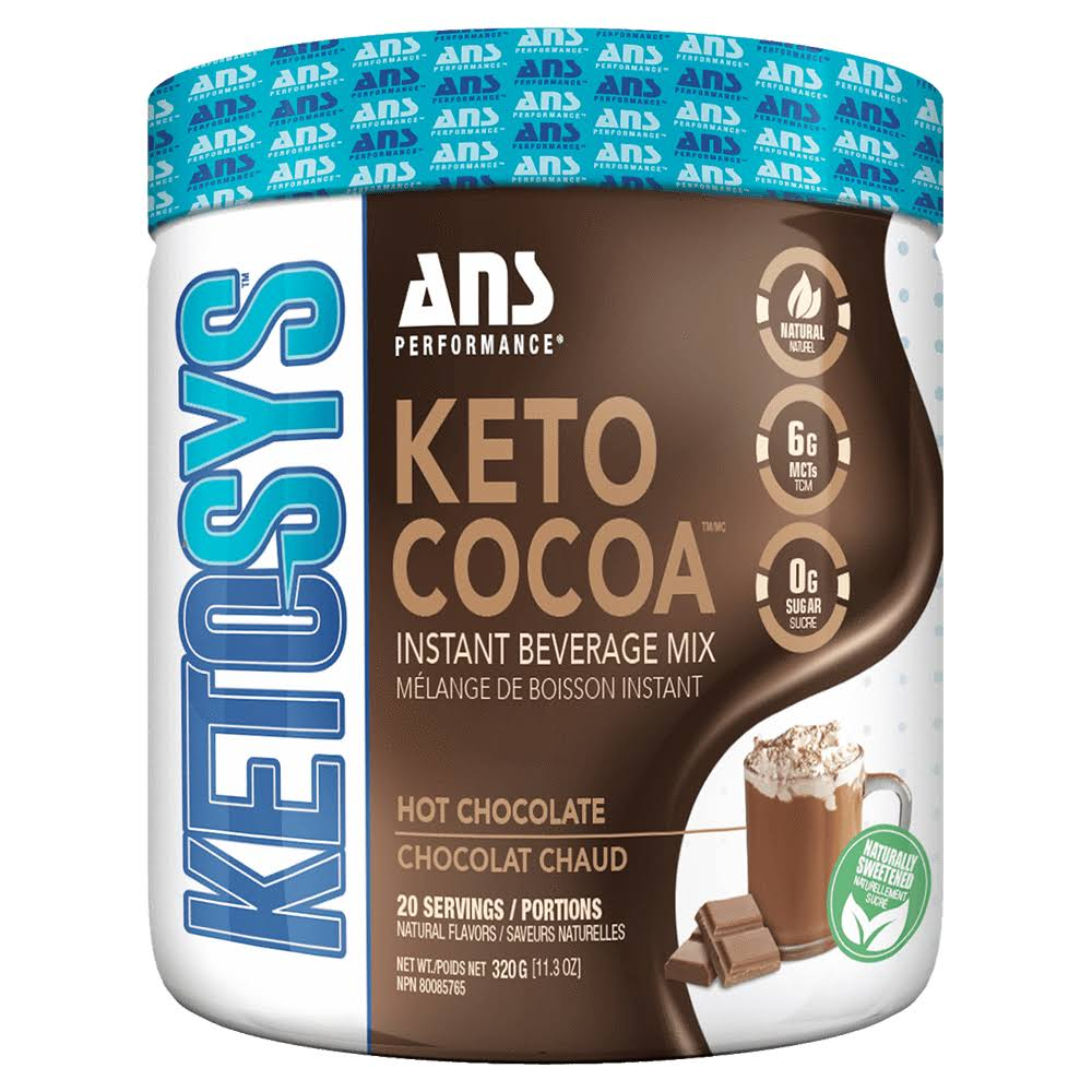 ans Performance Keto Cocoa