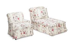 A CREAM-GROUND FLORAL COTTON-UPHOLSTERED CHAISE-LOUNGE AND ... Decorating Lovely Chaise Lounge Slipcover For More Living Room Oversized Round Chair Relaxing In Front Of Wondrous Red Indoor Victorian Style Farmhouse Accent Chairs Birch Lane Vintage Carved Swan Barrel Back And Tufted Dollhouse Fniture Boudoir Upholstered In Floral Print Sateen 1930s Or 1940s 1 Scale France Son Lighting Home Decor Small Blue Floral Chaiselongue Antique Rushseated Elegant White Leather With Bellas Gone This Cottage Chic Chaise Lounge Is Upholstered A Durable