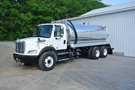 Septic Trucks For Sale