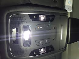Audi RS6 RS7 4G LED Interior Lights Cluster OEM Genuine - Euro Car ...