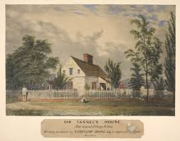 100 Sleepy Hollow House The Van Tassel Homestead By MadameSpooky Findery
